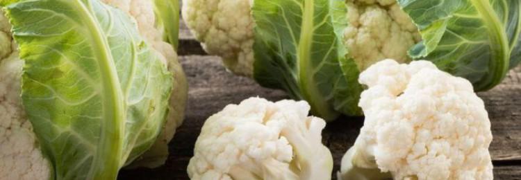 Как хранить цветную капусту?