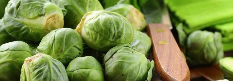 Когда убирать брюссельскую капусту?