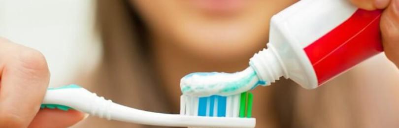 Обработка капусты от гусениц зубной пастой