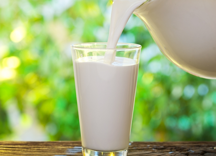 Изменения в качестве молока