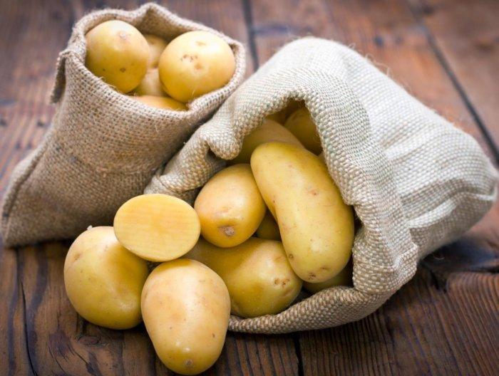 Сырые клубни употребляют как витаминную добавку