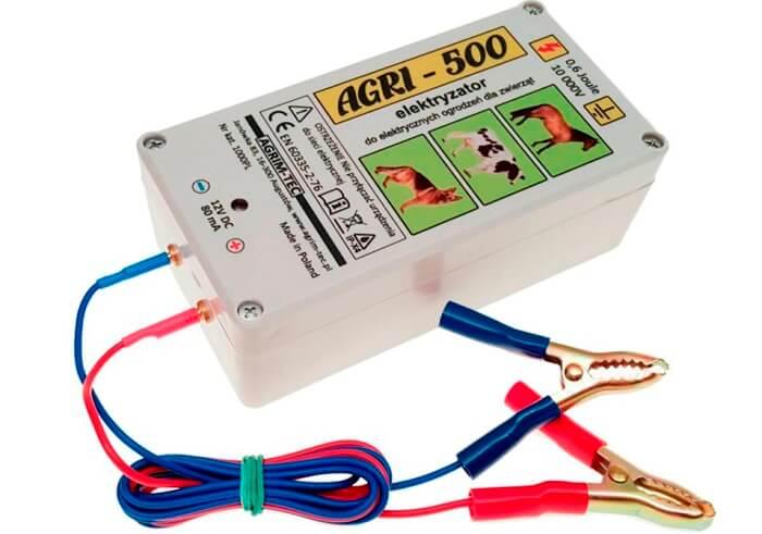 Электропастух для КРС