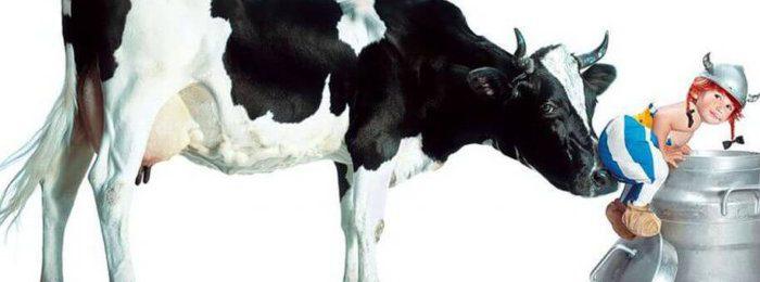 Показатели молочной продукции высокие