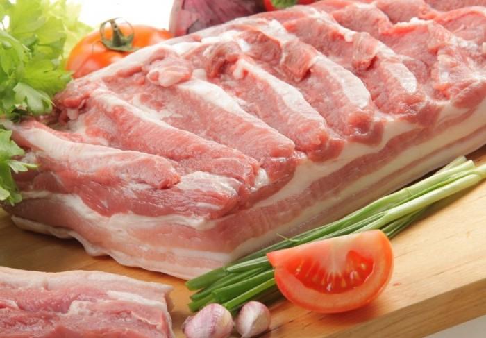 Свиное мясо