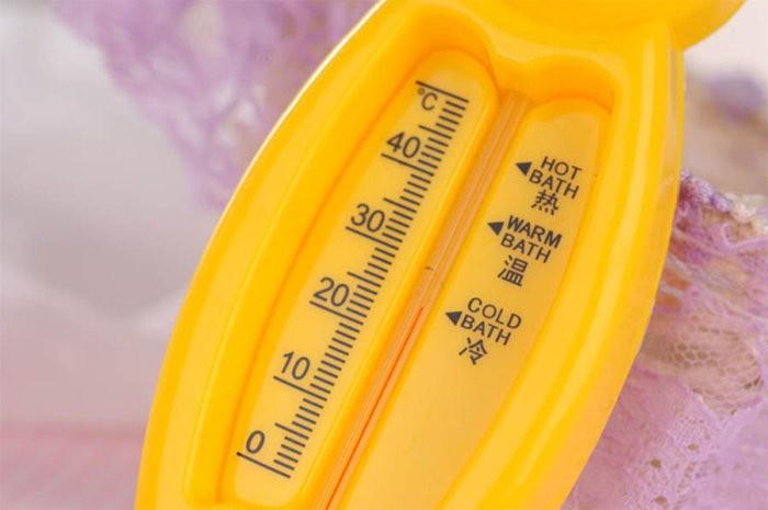 Оптимальная температура воды – 38 градусов