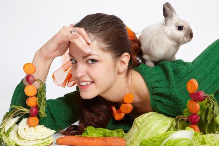 Витамины для кролика