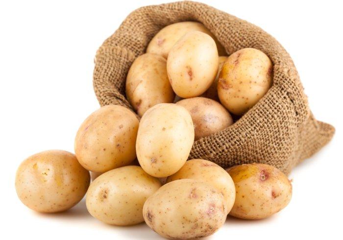 Картофель для свиней