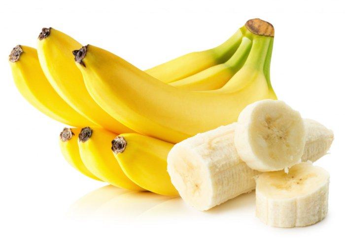 Банан для кролика