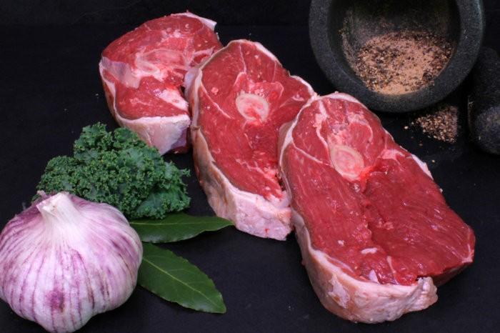 Мясо этой породы сочное и вкусное