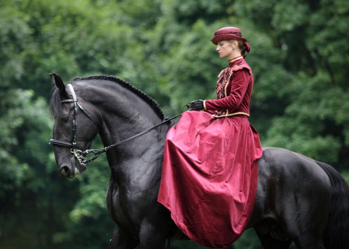 Кладрубские лошади