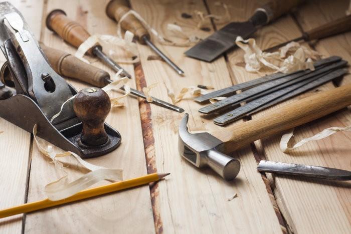 Инструментарий для строительства крольчатника