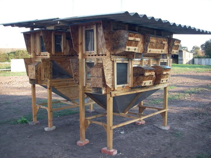 Проект мини-ферма Михайлова