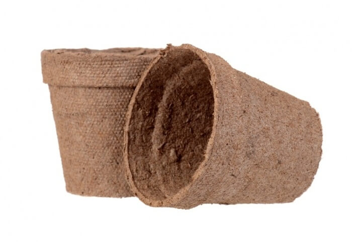 Торфяные ёмкости для рассады