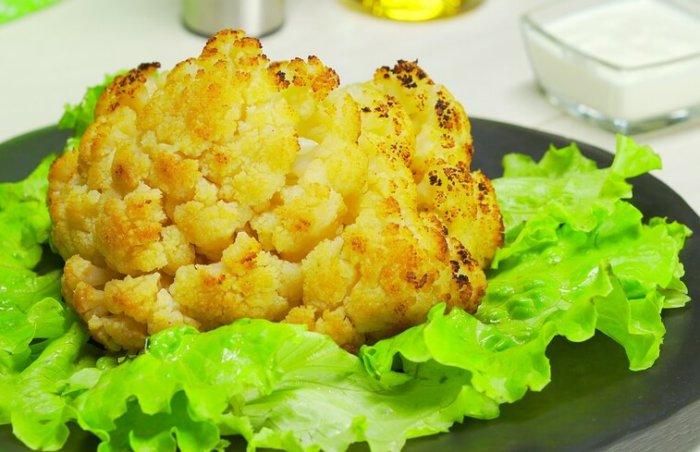Блюдо из цветной капусты