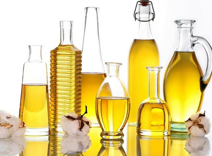 Растительное масло для лечения курицы
