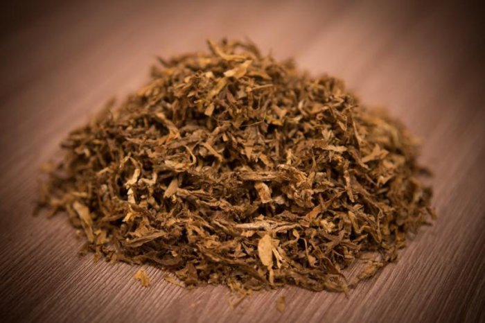 Табак для отпугивания вредителей