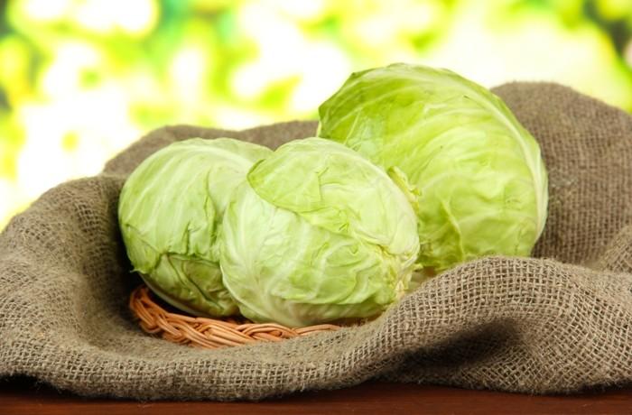 Хранение белокочанной капусты