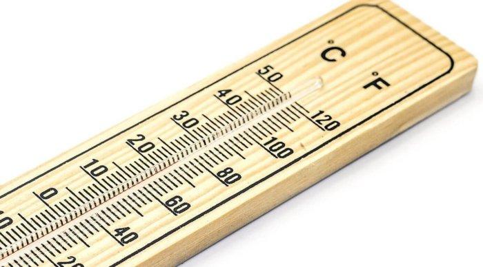 Уличный градусник с оптимальной температурой
