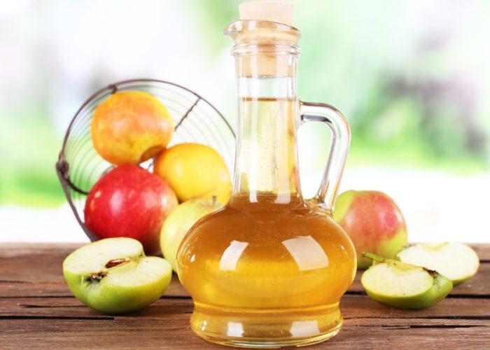 Раствор яблочного уксуса
