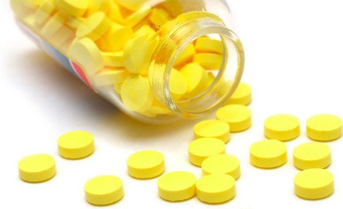 Таблетки фурацилина