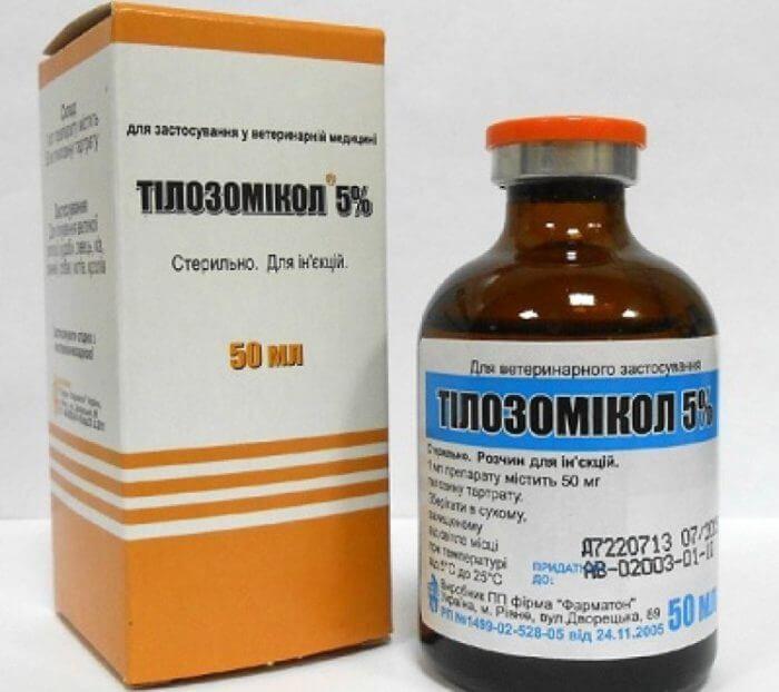 Тилозомикол
