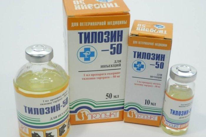 Тилозин для лечения микоплазмоза