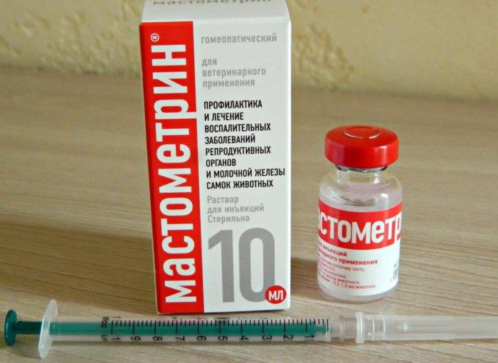 Гомеопатический препарат Мастометрин