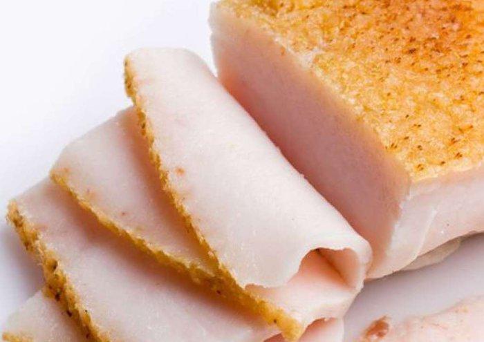 Сало из свинины