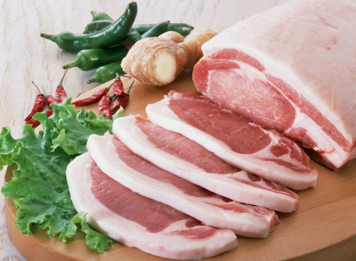 Мясо с прослойкой сала