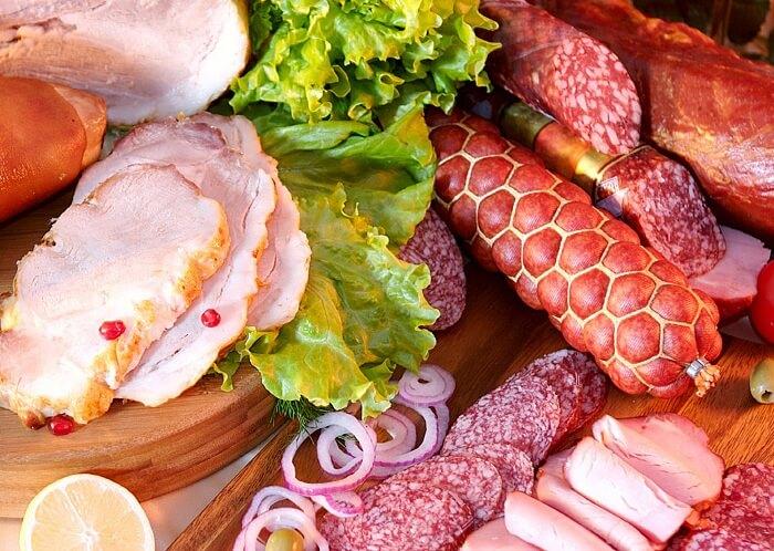 Продаж готовой мясной продукции