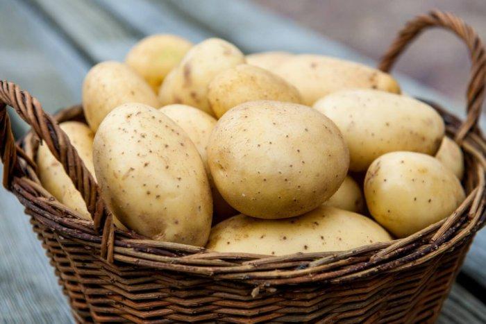 Хорошим источником витаминов выступает картофель