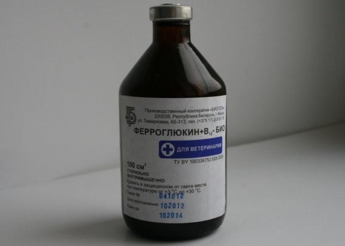 Ферроглюкин