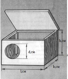 Чертёж конструкции маточника