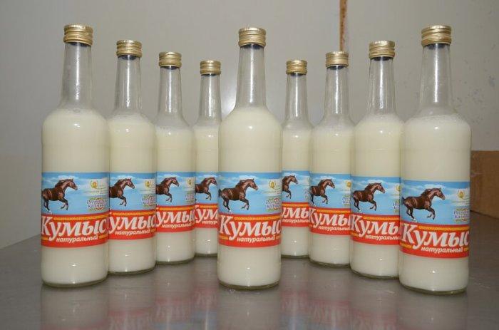 Кобылье молоко