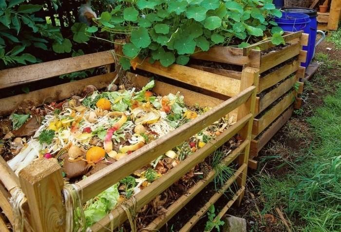 Компост для удобрения капусты